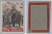 1965 Bettman W543, Civil War Pictures, #30 Lincoln Visits