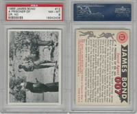 1965 Philadelphia, James Bond-Movies, #12 A Prisoner Of Dr. No, PSA 8 NMMT