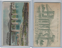 N102 Duke, Bridges, 1890, Kentucky & Indiana Bridge, Ohio River, Louisville
