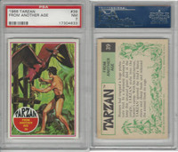 1966 Philadelphia Gum, Tarzan, #39 From Another Age, PSA 7 NM