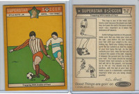 1976 Colonial Bread, Super Star Soccer, #24 Trapping