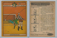 1976 Colonial Bread, Super Star Soccer, #31 Heading Ball