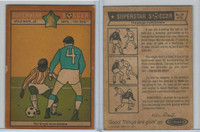1976 Colonial Bread, Super Star Soccer, #33 Single Feint