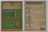 1976 Colonial Bread, Super Star Soccer, #39 Goalkeeper