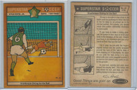 1976 Colonial Bread, Super Star Soccer, #44 Goalkeeper Diving