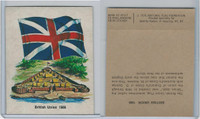 1976 Quality Bakers, Flags of America, History, British Union 1606
