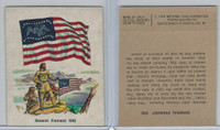 1976 Quality Bakers, Flags of America, History, General Fremont 1842
