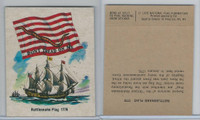 1976 Quality Bakers, Flags of America, History, Rattlesnake 1776