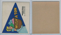 1976 Wonder Bread, Crazy College Pennants, Disney, #10 Washington