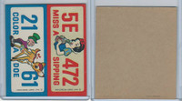 1976 Wonder Bread, Crazy License Plates, Disney, Mississippi, Colorado