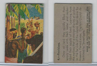 R110-1 MJ Holloway, Pirate Treasure Series A, 1930's, #4 Provisions