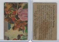R110-1 MJ Holloway, Pirate Treasure Series A, 1930's, #7 Hand To Hand