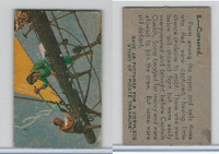 R110-1 MJ Holloway, Pirate Treasure Series A, 1930's, #8 Cornered