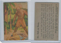 R110-1 MJ Holloway, Pirate Treasure Series A, 1930's, #24 Safe On Shore