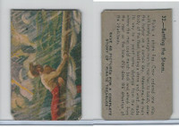 R110-1 MJ Holloway, Pirate Treasure Series A, 1930's, #32 Battling Strom