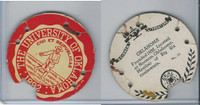 R123 Seal Craft, Seal Craft Discs, 1930's, #11 University of Oklahoma