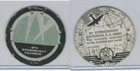 R123 Seal Craft, Seal Craft Discs, 1930's, #103 9th Squadron Airplane