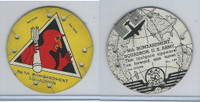 R123 Seal Craft, Seal Craft Discs, 1930's, #106 96th Squadron Airplane