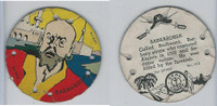 R123 Seal Craft, Seal Craft Discs, 1930's, #113 Barbarossa, Pirate