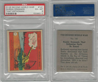 R126 WS Corp, Second World War, 1939, #141 Russia Demands Esthonian, PSA 6 EXMT