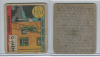 R13 Strip Card, American G-Men, 1930's, #108 Kidnapers