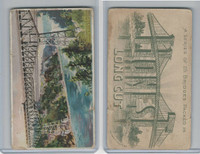 N102 Duke, Bridges, 1890, Cantilever Bridge, Niagara River, Built 1884
