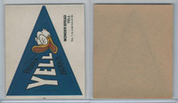1976 Wonder Bread, Crazy College Pennants, Disney, #1 Yell, Yale