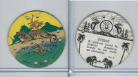 R123 Seal Craft, Seal Craft Discs, 1930's, #1 Ocelot