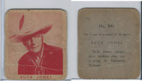 R134 Series of 96 - Movie Stars, 1936, #541 Buck Jones