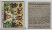R147 Schutter-Johnson, Tarzan Crystal Vault Of Isis, 1930's, #11 Call To Apes