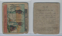 R150 Strip Card, Time Marches On, 1930's, #621 Valley Forge