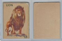 R15-2 Schranz & Beiber Co., Animals, 1930's, #13 Lion