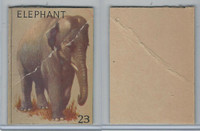 R15-2 Schranz & Beiber Co., Animals, 1930's, #23 Elephant