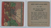 R18 WS Corp, Army, Navy, Air Corps, 1942, #638 U.S. Army's Newest Anti-Aircraft