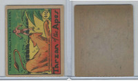 R28 Strip Card, Cartoon Adventures, 1936, #416 Tarzan of the Apes