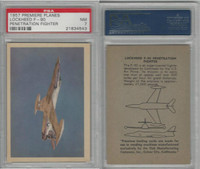 R724-1 Oak M., Premiere Trading-Airplanes, 1957,  Lockheed F-90, PSA 7 NM