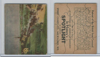 R76 Sperry Candy, In History's Spotlight, 1930's, #10 Retreat British Concord