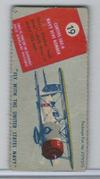 R8-2 Pecheur Lozenge, Peco Airplane Pictures, 1930's, #19 Curtiss SBC-4 Navy