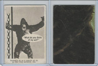 1965 Donruss, King Kong, #20 What Do You Think Of My Act?