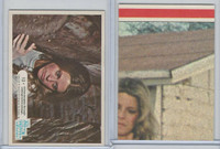 1976 Donruss, Bionic Woman, #13 Jamie Escapes Through Underground