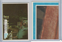 1976 Donruss, Bionic Woman, #21 Jaime Leaps From House To Chase Outlaws