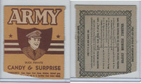 R3 Leader, Adventures of Army, Navy, Marines, 1940's, Buck Private