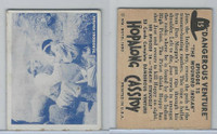 1950 Topps, Hopalong Cassidy, #15 The Wounded Indian