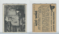1950 Topps, Hopalong Cassidy, #107 Secret Drawer