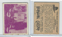 1950 Topps, Hopalong Cassidy, #166 Lucky's Wedding