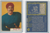 1953 Topps, Who-Z-At Star?, #16 Buddy Baer