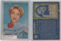 1953 Topps, Who-Z-At Star?, #21 Jane Powell