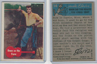 1956 Bubbles Inc, Elvis Presley, #14 Down On The Farm