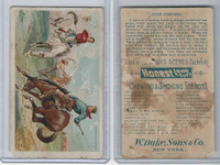N105 Duke, Cowboy Scenes, 1888, Buck Jumpers