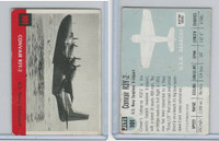 1956 Topps, Jets, #101 Convair R3y-2 Airplane